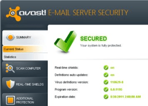 Email Server Security