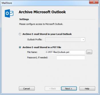 Come Accedere alle E mail Archiviate su Outlook