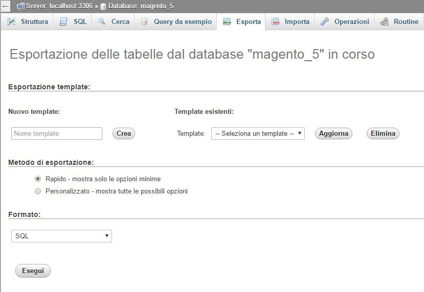 Database - Dump 4